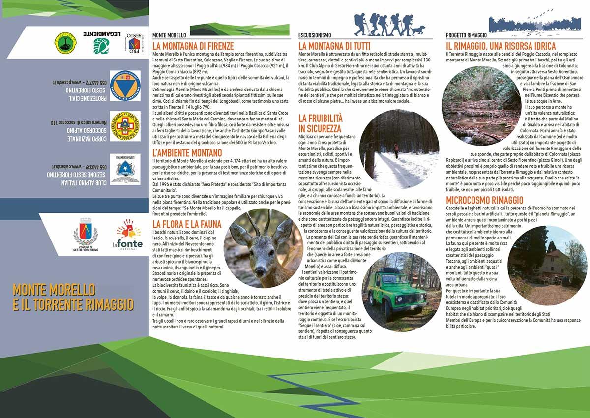 Riqualificazione del torrente Rimaggio | Progetto dell'associazione di volontariato La Fonte Cercina